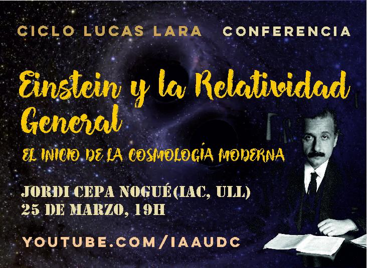 Einstein and General Relativity. The beginning of modern cosmology