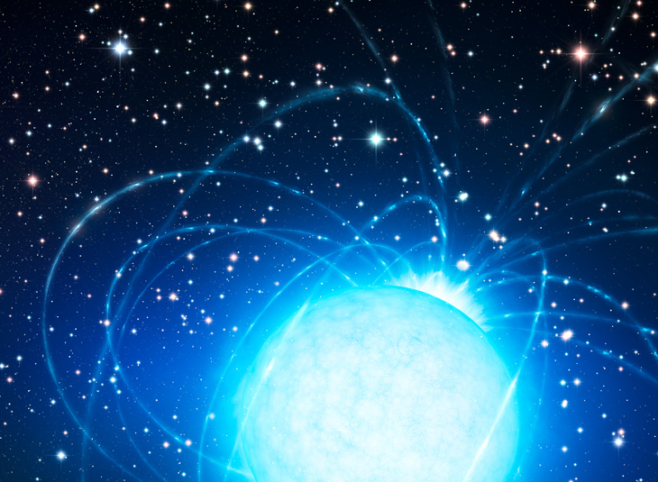 Rapid radio bursts detected in our Galaxy
