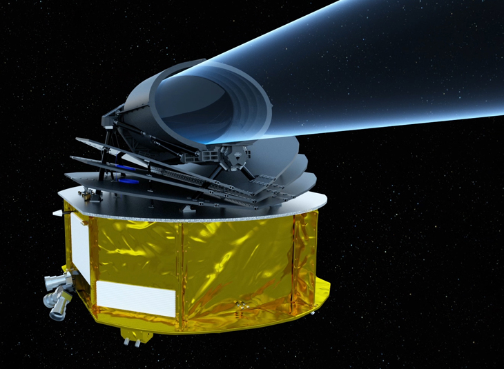 Ariel mission moves from blueprint to reality