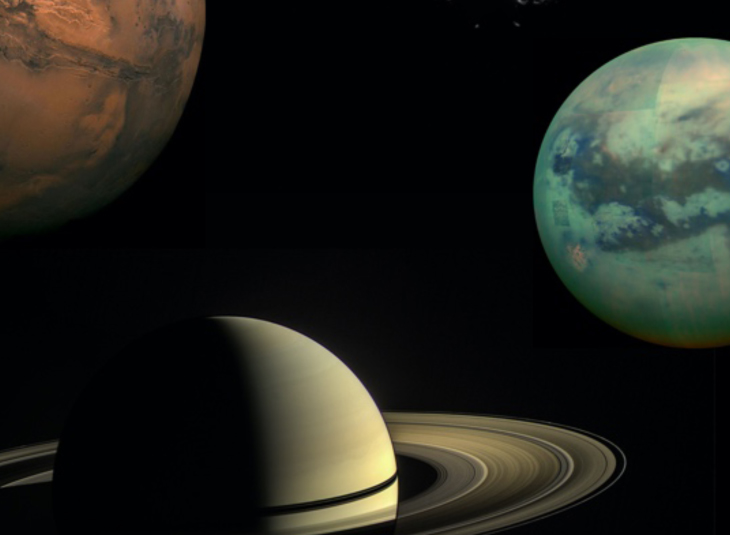 The IAA Advanced School of Planetary Systems, open to the public