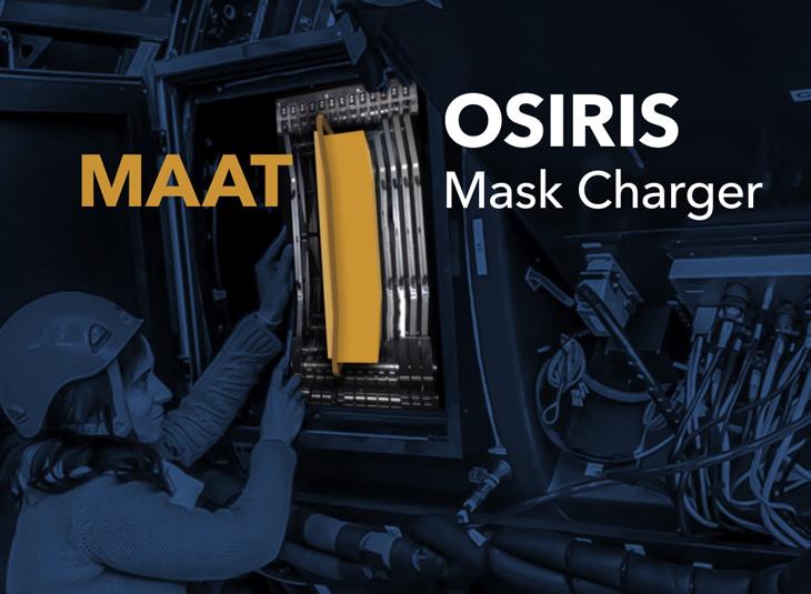 "MAAT: new ""eyes"" for the OSIRIS instrument of the Gran Telescopio Canarias (GTC)"
