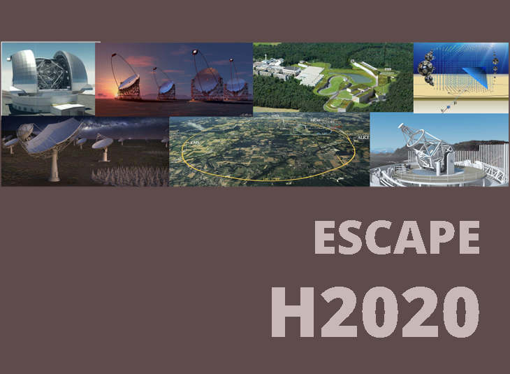 ESCAPE: Open Science and new paths in the knowledge of the cosmos at all scales