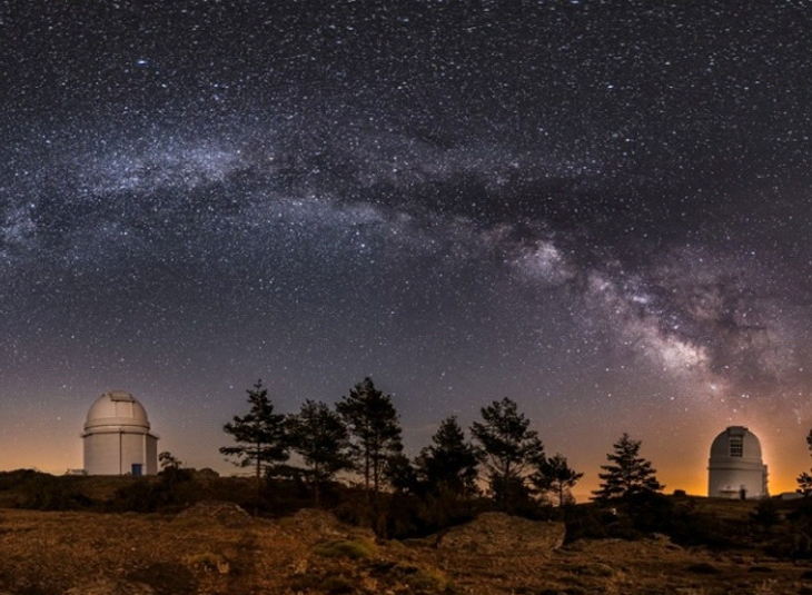 The Governing Council of Junta de Andalucía authorizes its Administration to endorse the Hispano-German Astronomical Center (CAHA)