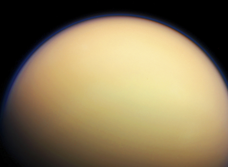 Hurricane winds in Titan's high atmosphere