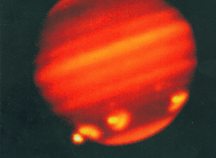 25th anniversary of the impact of the comet Shoemaker-Levy 9 against Jupiter