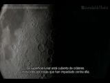 Impacto en la luna