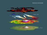 NGC 5406 por CALIFA