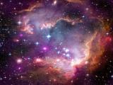 NGC 602 color image