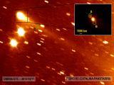 Fragmentación de un cometa del cinturón principal